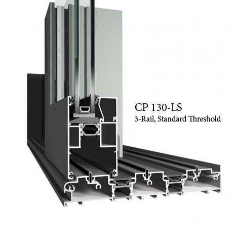 Reynaers CP 130 Aluminium Sliding Doors-2
