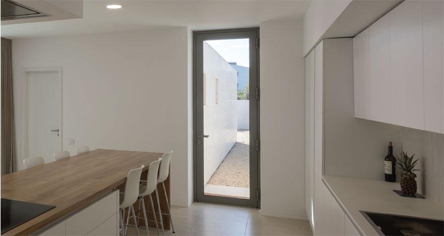 Reynaers CS 77 Aluminium Entrance Doors-2