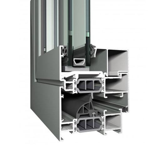 Reynaers CS 77 Aluminium Windows-2