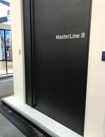 Reynaers MasterLine 8 Panel Front Doors-2