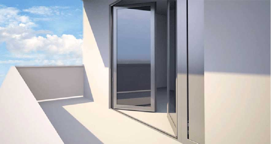 Reynaers Masterline 8 Glass Entrance Doors-3