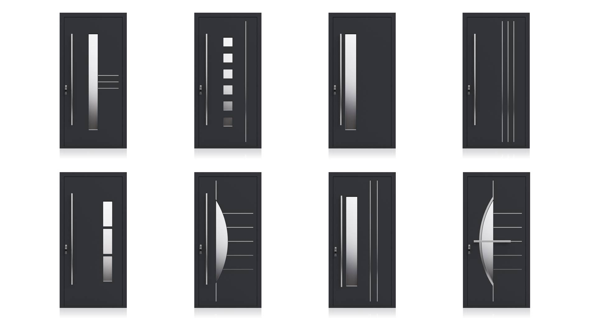 Reynaers MasterLine 8 Panel Front Doors-1