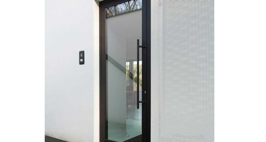 Reynaers CS 77 Aluminium Casement Glass Doors-3