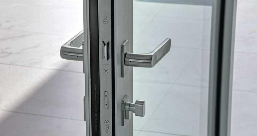 Reynaers CS 77 Aluminium Casement Glass Doors-4