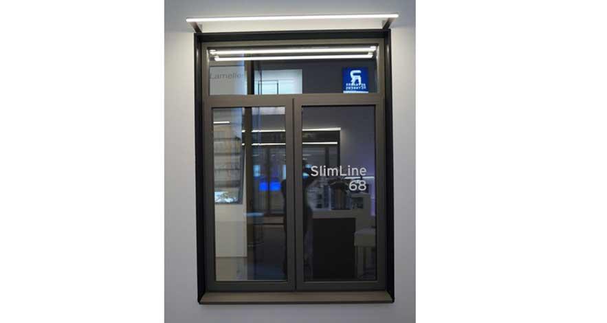 Reynaers SlimLine 68 Aluminium Windows-4