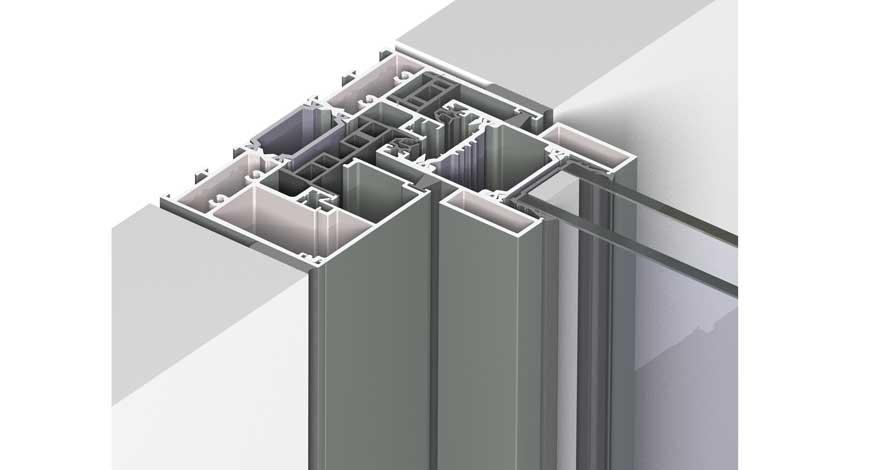 Reynaers Slim Patio 68 Aluminium Sliding Doors-5