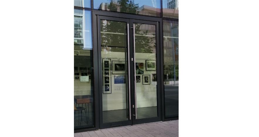 Reynaers Vision 50 Aluminium Entrance Doors-3