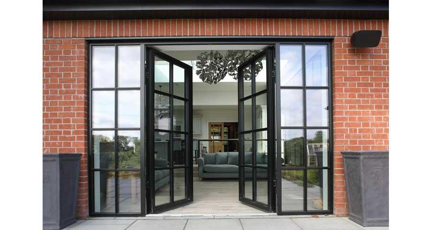 Reynaers SlimLine 38 Aluminium Doors-2