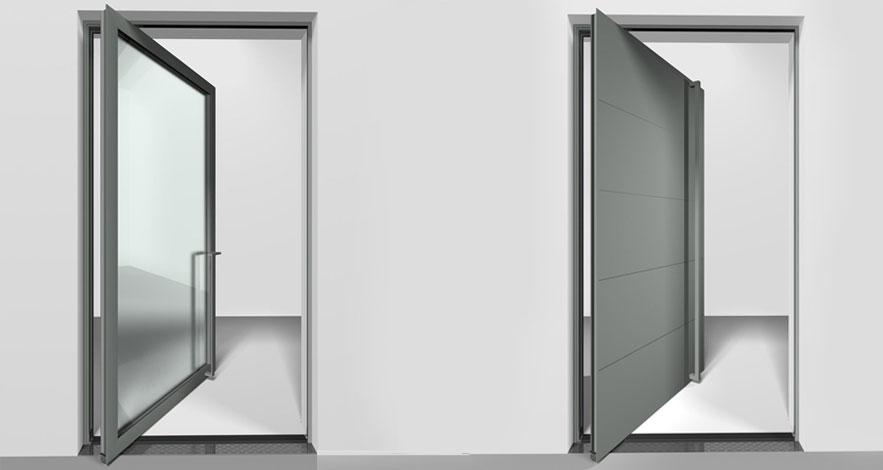 Reynaers Masterline 8 Pivot Doors-1