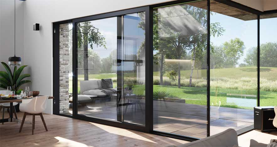 Reynaers MasterPatio Sliding Door-1